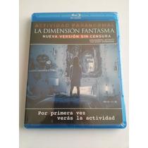 Actividad Paranormal 6 - Blu Ray - Dimension Fantasma