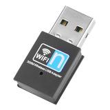 300m Mini Usb 2.0 Adaptador Wifi Dongle Receptor De Tarjeta