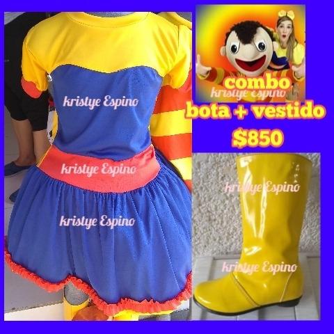 Bely Y Beto Botas Y Vestido En Venta En Cosmópolis Apodaca