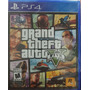 Grand Theft Auto V.-ps4 (gta V)