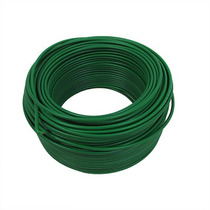 Cable Thw/90 #10 Verde 100 Mts Argos.
