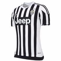 Playera Jersey Juventus Fc 15/16 Hombre Adidas Aa0336
