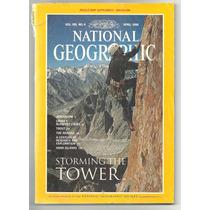 Revista National Geographic (inglés) Abril 1996