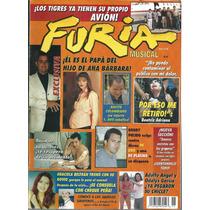Revista Furia Musical Núm.15 Portada Ana Barbara,bobby Pulid