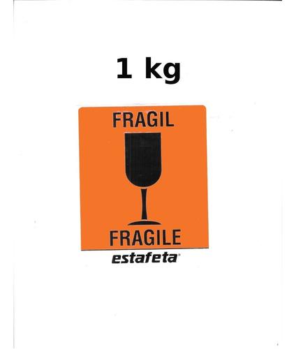 Guía Electrónica Día Siguiente Estafeta 1kg