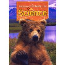 Houghton Mifflin Science Set 3 Libros Ingles 2o Grado Nuevos