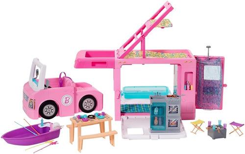 Barbie Estate, Cámper De 3 En 1