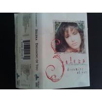 Selena: Dreaming Of You Cassette Usado 1ra Ed 1995 Usa