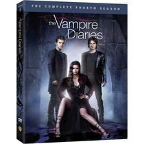 Diarios De Vampiros Temporada 4 The Vampire Diaries, Dvd
