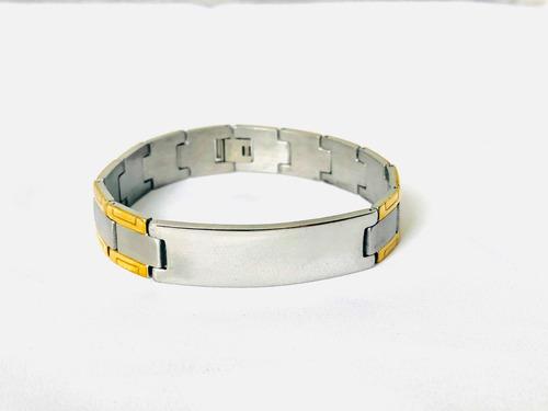 40eb7f861871 Precio D México  ›  Joyas y Relojes  ›  Joyería  ›  Pulseras. Esclava Para  Caballero Moda Acero Inox Premium Oferta.