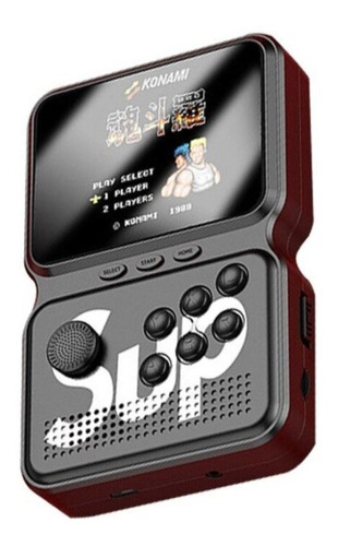 Gamebox Sup 900 Juegos Retro Mini Consola Portatil Maquinita