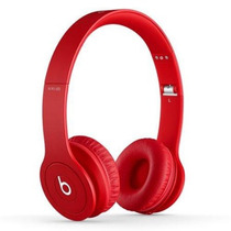Beats By Dr. Dre Solo Hd Headset - Stereo - Mate Rojo - Mini
