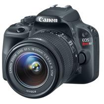 Canon® Rebel Eos Sl1 Kit La Réflex Más Compacta!!!