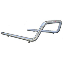 Roll Bar Pasamanos Para Chevrolet Pick Up Negro O Cromo