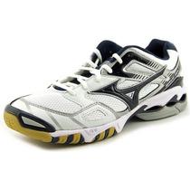 Mizuno Wave Perno 3 Zapatos De Entrenamiento De La Tela De L