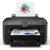 Epson Wf-7110 Y Sistema De Tinta Continua Con Sublimación
