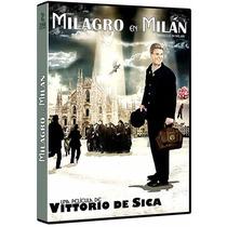 Vittorio De Sica Milagro En Milán Dvd