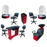 Muebles Para Estéticas Equipo N/r Promoción!!
