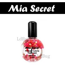 Aceite De Cuticula Mia Secret Grande 1 Oz Gel Gelish Uñas