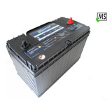 Bateria Solar 120ah 12v Ms-battery Lth Cale Panel Deep Cycle