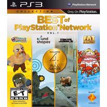 Ps3 Best Of Playstation Network (acepto Mercado Pago Y Oxxo)