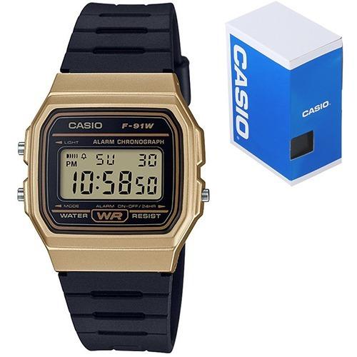 90b653575840 Reloj Casio Clasico F91 Vintage Dorado Original Envío Gratis en venta en  Cuauhtémoc Distrito Federal por sólo   479