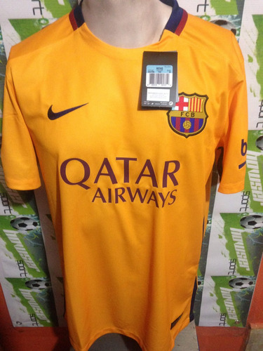 Jersey Nike Barcelona España Messi 2016 100%origin no Clones cdb49da9af1