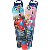Cepillo Dental Eléctrico Para Niños Oral B Stages Power