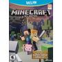 Minecraft Wii U Incluye Super Mario Mash-up Nuevo Citygame