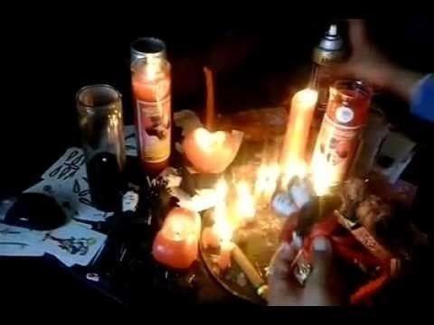 Amarre De Amor Con La Santa Muerte Y Brujeria