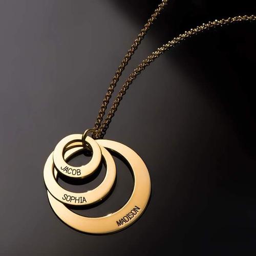 fa0750865bb2 Dijes Personalizados De Oro Laminado De 14 Kilates en venta en ...