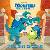 Rivales Roaring (disney / Pixar Monsters University)