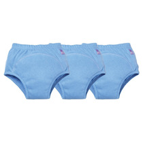 Potty Training Pants, Blue, 3 Count, 3+ Years