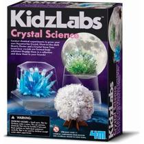 4m Kit Ciencia Para Crear Cristal Set Didactico Cientifico