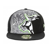Gorra Metal Mulisha Decimal Blg New Era Talla 7 5/8