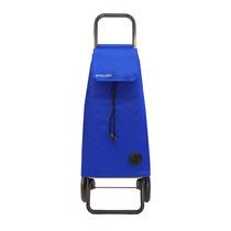 Carrito Para Ir Al Súper Y Mercado Color Azul Marca Rolser