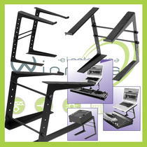 Soporte Para Laptop On Stage Stands Lpt5000 Para Dj, Mix.