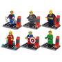 Los Super Minions Batiminion Aracminion Compatibles Con Lego