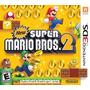 New Super Mario Bros 2 - Nintendo 3ds, 2ds, New 3ds Fgk Msi