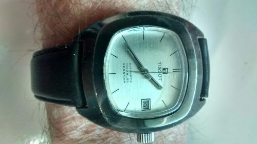 c2d373fc6b68 Reloj Tissot Vintage Seastar Automático Incabloc Años 80 s en venta en  Nueva Ferrocarrilera Tlalnepantla de Baz Estado De México por sólo    1300