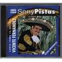 Vicente Fernandez Cd Sonypistas Vol.3 1998 Muy Escaso