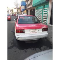 Nissan Tsuru Modelo 2011 Y Placas Taxi Ciudad De Mexico en