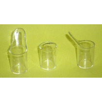 Molde De 4 Cavidades Para Fabricar En Plastico Cuchara