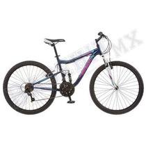 Bicicleta De Montaña Mongoose Status 2.6 Rodada 26 P/ Dama