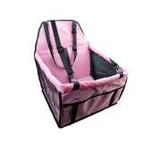 Pet Car Safety Seat Transpirable Impermeable Cat Dog Travel