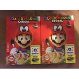 Cereales Super Mario