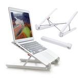 Base Soporte Stand Laptop Mac Plegable Ajustable Enfriador