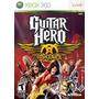 Guitar Hero Aerosmith Nuevo Sellado Xbox 360