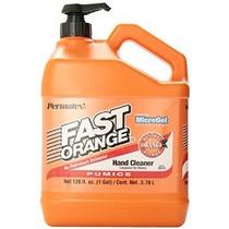 Permatex 25219 Fast Limpiador Naranja Pómez Loción Mano Con