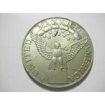 Medalla Souvenir Unión De Norteamérica Acuñada En Los 80s